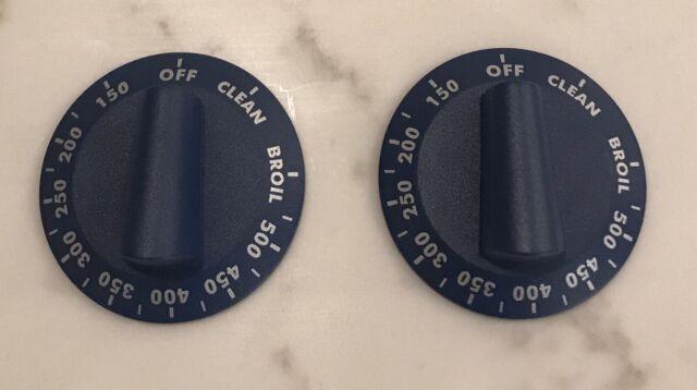 Thermador Blue Metal Range Oven Temperature
