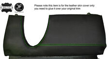 GREEN STITCH DRIVER SIDE LOWER DASH TRIM COVER FITS BMW 6 SERIES E24