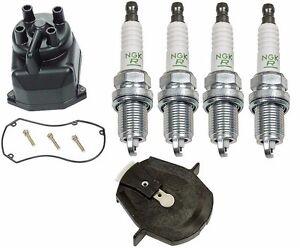 Tune Up Kit NGK V-Power fits 1998-2002 Honda Accord LX EX 2.3L 4cyl