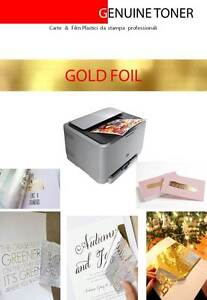 transfer-GOLD-foil-lamination-on-laser-printed-5-sheets-A4-size