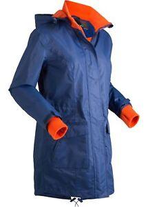 Giacca con Midnight Giacca da da donna Blue Gr Novità cappuccio 44 esterno funzionale rrY8q1