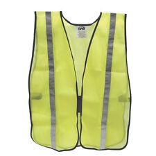 SAS Safety 6823 Safety Vest Yellow - Basic