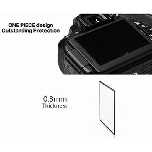 BNIB Larmor Glass LCD Screen Protector For Canon  5D Mark IV 5D4 5DIV UK Stock