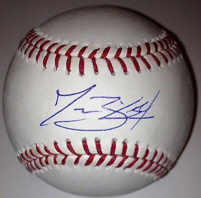 Sports Mem, Cards & Fan Shop Jesse Biddle Signed Mlb Game Baseball Philadelphia Phillies From Signing W/coa Balls