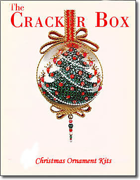 The Cracker Box Golden Oldie Christmas Ornament California Gold