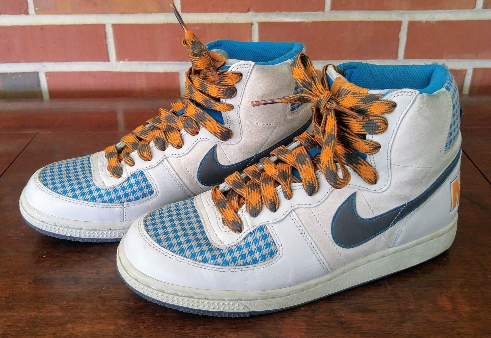 Nike Terminator High Top 310066-001 shoes Womens Size 7.5