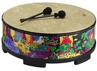 Remo Kd582201 Kid's 8 X 22 Gathering Drum - Rainforest