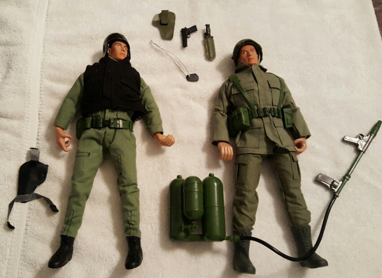 SOLDIER OF THE WORLD 12 INCH 1 6 ACTION FIGURE US VIETNAM SOLDIER
