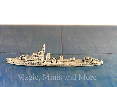 Comando de frota hmcs St Laurent #2 Guerra No Mar V Miniatura Eixo aliados Naval