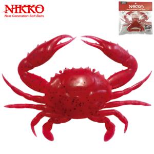 """Nikko Kasei Scented Soft Bait Skirt Lure Octopus 2.5/""""//65Mm"""