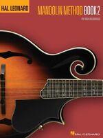 Hal Leonard Mandolin Method Book 2 - Mandolin Book 000125223