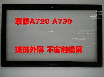 1 PCS NEW For Lenovo A720 A730 A740 27/'/' Screen Glass Replacement  without touch
