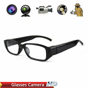 Mini HD Glasses Hidden Camera Sunglasses Eyewear DVR Video Recorder Spy CameraAW