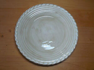 Artimino TUSCAN COUNTRYSIDE CREAM Set of 4 Dinner Plates 11 1/8\