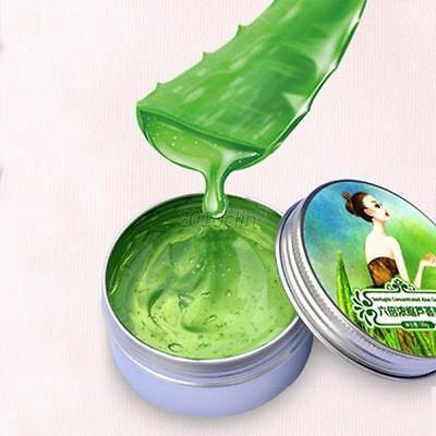 NEW Aloe Vera Gel Whitening Moisturizing Cream Remove Acne Skin Face Care C18