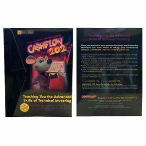 Cashflow 202 Board Game Rich Dad Robert Kiyosaki Education Games Free Shipping