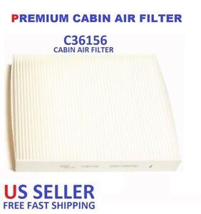 CARBON PREMIUM CABIN AIR FILTER for 2011-2018 DODGE DURANGO 5.7L /& 3.6L FC36156C