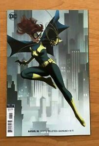 Batgirl # 29 Joshua Middleton Variant Cover 1st Print NM DC