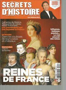 SECRETS-D-039-HISTOIRE-HS-N-03-REINES-DE-FRANCE-LEURS-PALAIS-LEURS-CHATEAUX