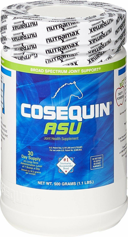 Nutramax Cosequin asu Caballo de salud de las Articulaciones Suplemento 1.1 libras 1 Pieza
