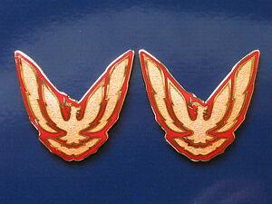 """Pontiac Firebird /""""Firebird/"""" Emblem  87-92"""