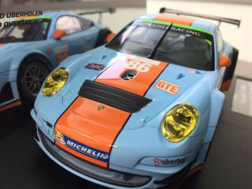 "86/"" Silverstone 2014 Carrera Digital 124 23810 Porsche GT3 RSR /""Gulf Racing NO"