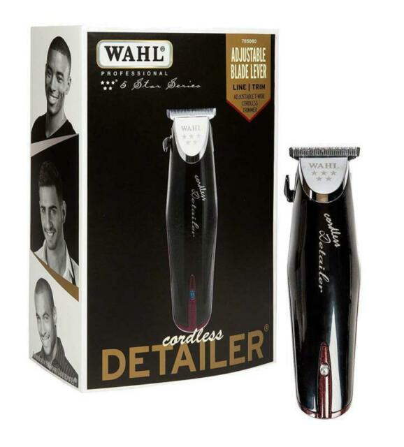 Wahl 5 Star Cordless Detailer Professional Hair Trimmer -Brand New! Ships Today!