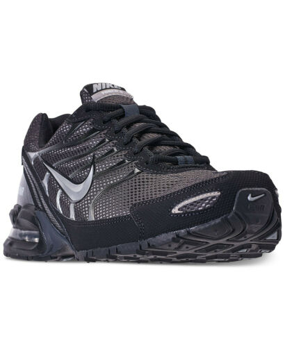 NIKE MAX AIR TORCH 4 Black Running Shoes Mens Size