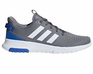 Adidas Cloud Foam Racer TR B43642 Men s Trainers Grey Running Shoes ... 7c71c3dd3