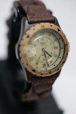 Rare 1992 - Timex Adventurer Pre-Indiglo Men's Analog Military Style Wrist Watch