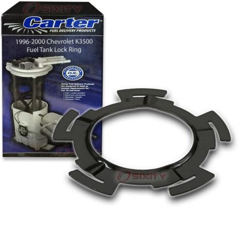 se Carter Fuel Tank Lock Ring for 1996-2000 Chevrolet K3500 7.4L 6.5L 5.7L V8