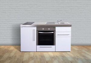 Details zu Stengel Miniküche MPB 160 Liebherr Kühlschrank und Backofen