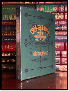 Gustave Dore Fairy Tales Told Again New Sealed Easton Press Leather Bound 1/1200