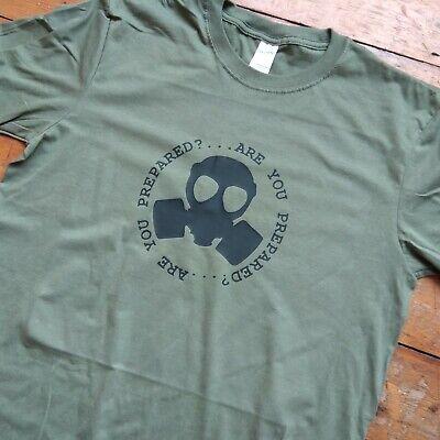 Who/'s Crazy Now Female Prepper T-Shirt Survivalist tshirt