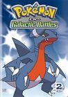 Pokemon DP Galactic Battles Volume 2 - DVD Region 1