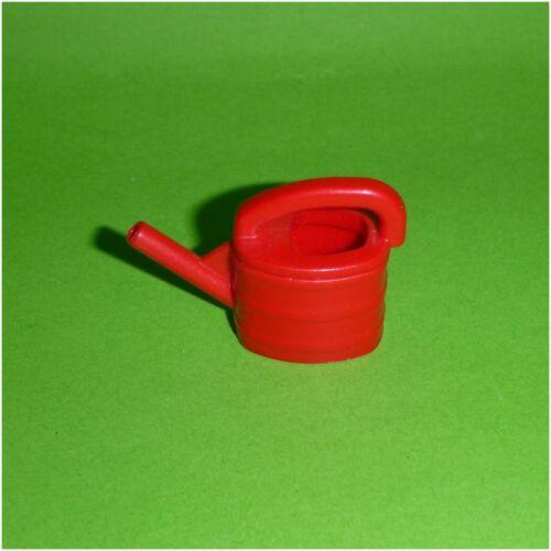 Playmobil Gießkanne rot Ersatzteil Garten
