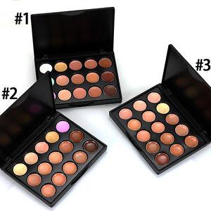 15-Colors-Makeup-Cream-Contour-Contouring-Concealer-Foundation-Palette-Kit-Set