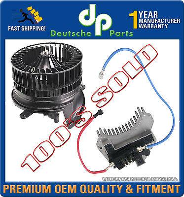 NEW HeaterBlower Motor Fan Regulator