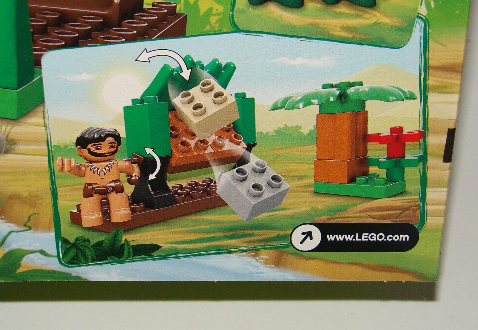 LEGO® Duplo 5597 Großer Dino T-Rex NEU OVP_ Dino Großer Trap NEW MISB NRFB 0eaddf
