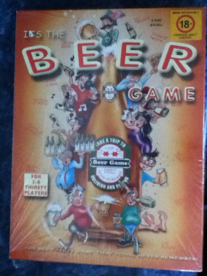 The Beer Game    [New and sealed ]