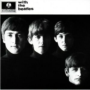 The-Beatles-With-the-Beatles-New-Vinyl-180-Gram-Rmst-Reissue