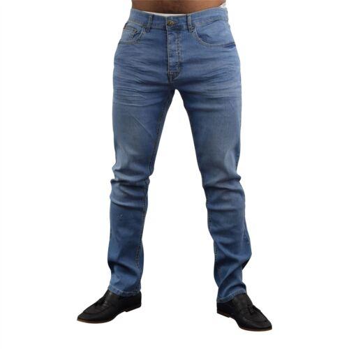 Mens Jeans Life /& Glory Slim Fit Stretch Jean Button Denim Pant