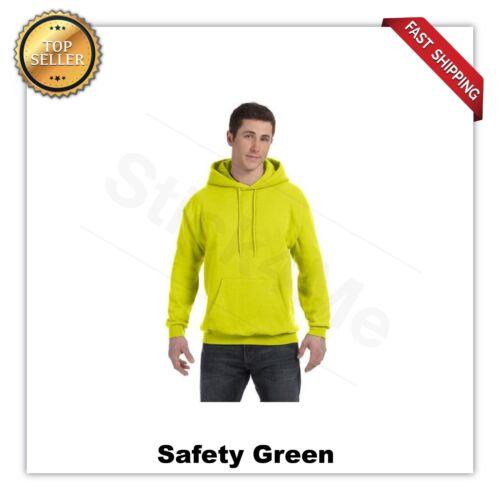 Hanes Men/'s EcoSmart Pullover Fleece Solid Long Sleeve Hoodie w// Pocket P170