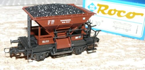 H22  Roco  46130 Schotterwagen beladen  DRG 702 547