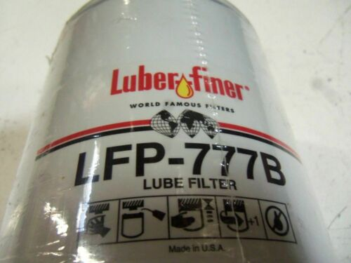 Details about  /LUBER-FINER LFP-777B OIL FILTER *NEW NO BOX*