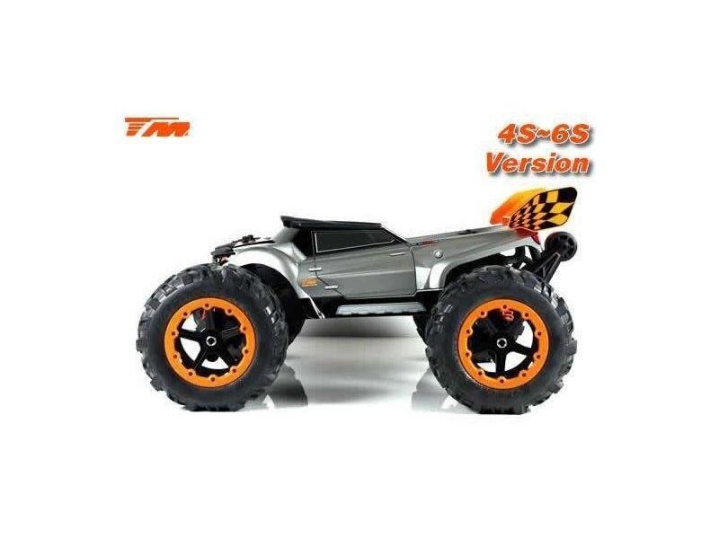 Team Magic brushless camionetas e6iii HX PE rtr 4-6s versión  - tm505005a