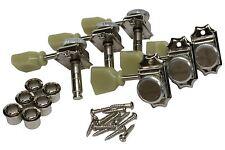 GOTOH SD90 Magnum Lock Traditional Locking Kluson 3 x 3 tuners Nickel
