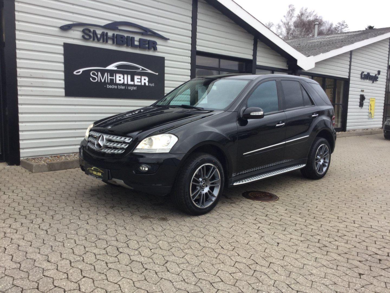 Mercedes ML320 3,0 CDi aut. 4-M 5d - 192.500 kr.
