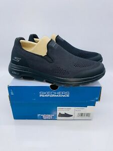 Skechers Performance Men's Go Walk Shoes - BLACK / BLACK