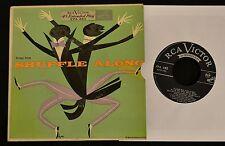 Eubie Blake Thelma Carpenter Songs from Shuffle Along RCA EP 482
